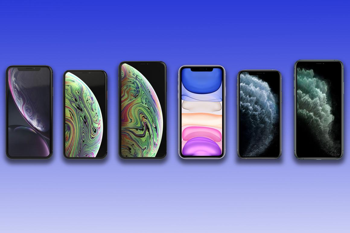Visual result for iPONE 11 PRO, 11 PRO MAX, XR, XS, XS MAX