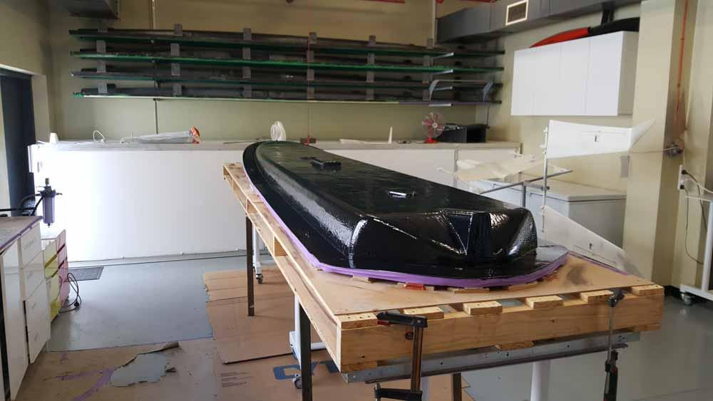 A look into the development of the Wave Chaser 390 ZF