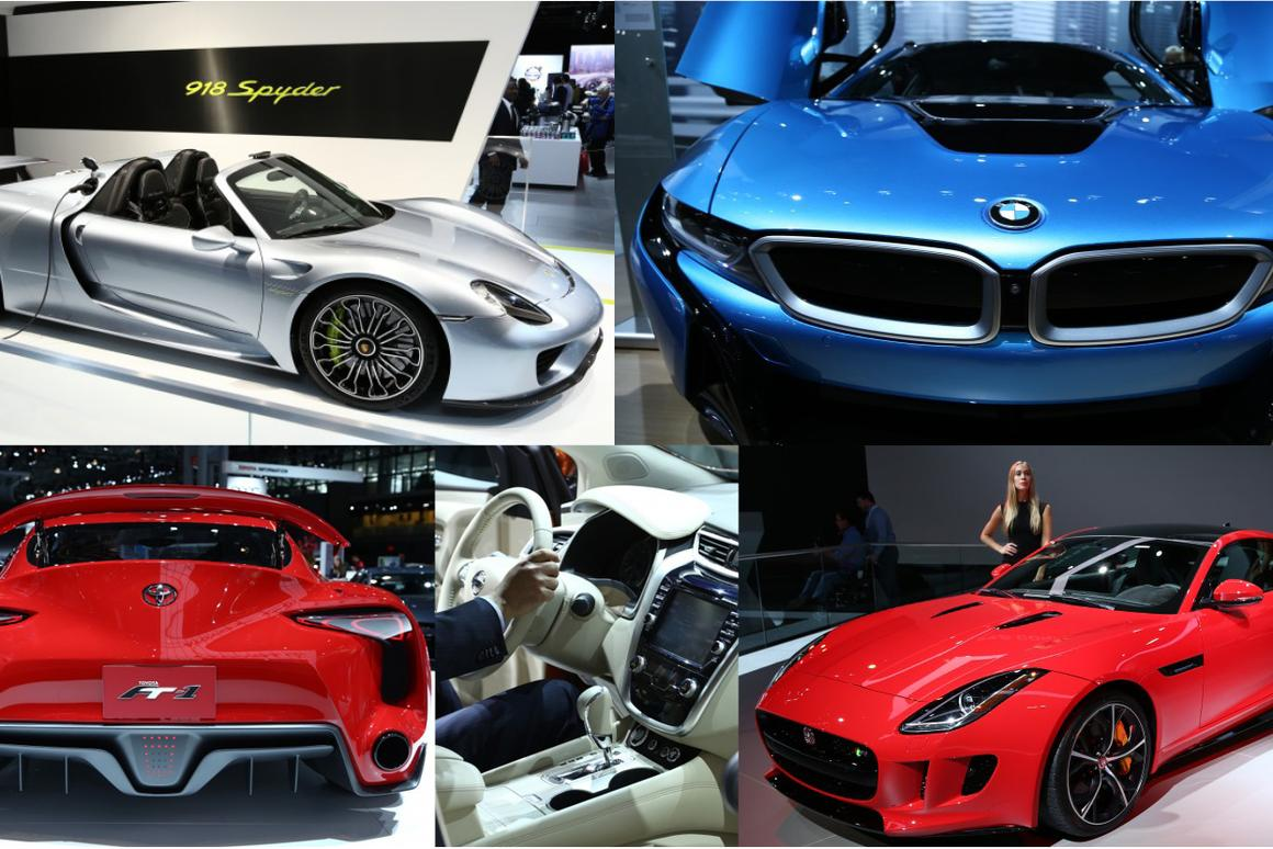 Gizmag was on the ground at the 2014 New York Auto Show to investigate some of the more interesting debuts and North American reveals