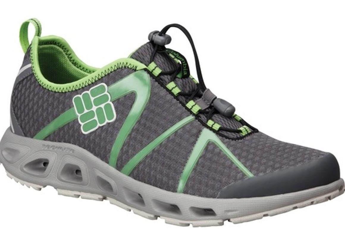 The Powerdrain footwear line will feature Omni-Freeze Zero