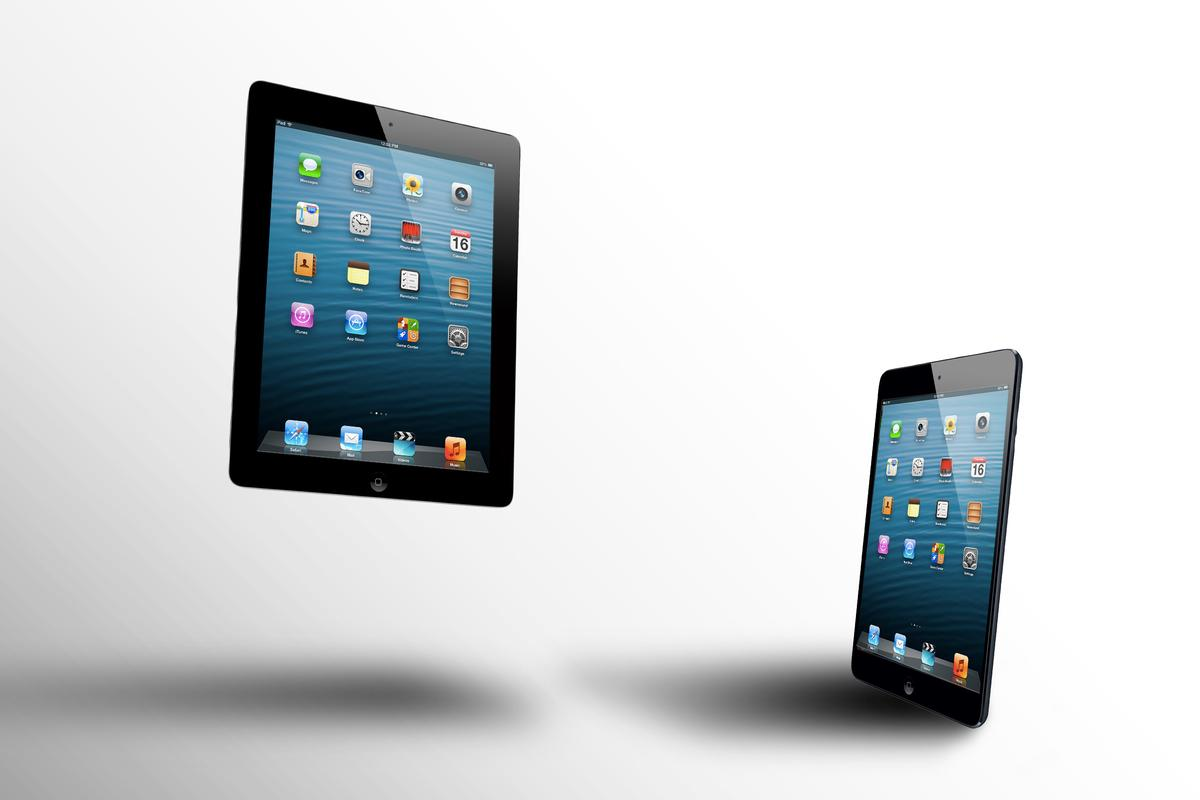 How do Apple's two iPads stack up?