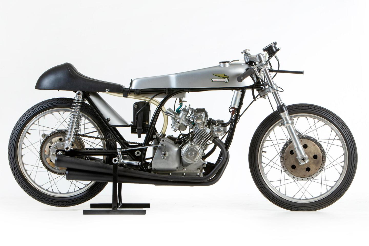 The 1965 Ducati 125cc Four-cylinder Grand Prix Racing Motorcycle