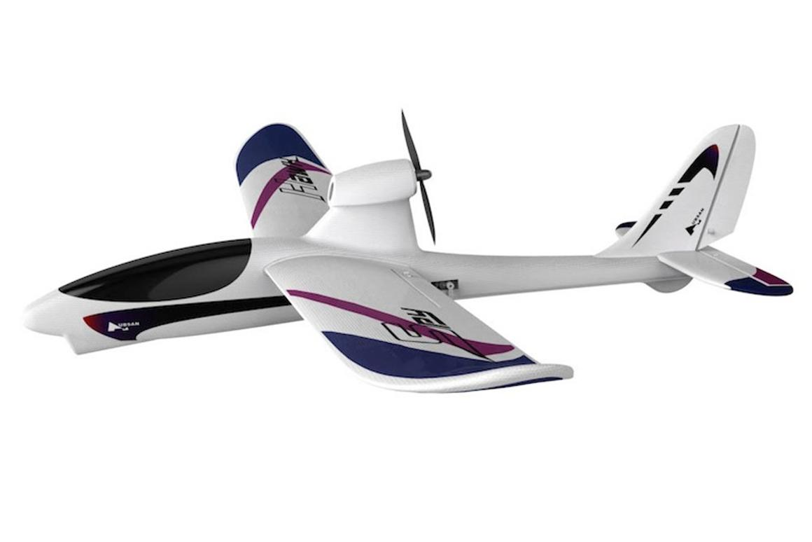 Spy Hawk RC-plane lets you snoop from the skies