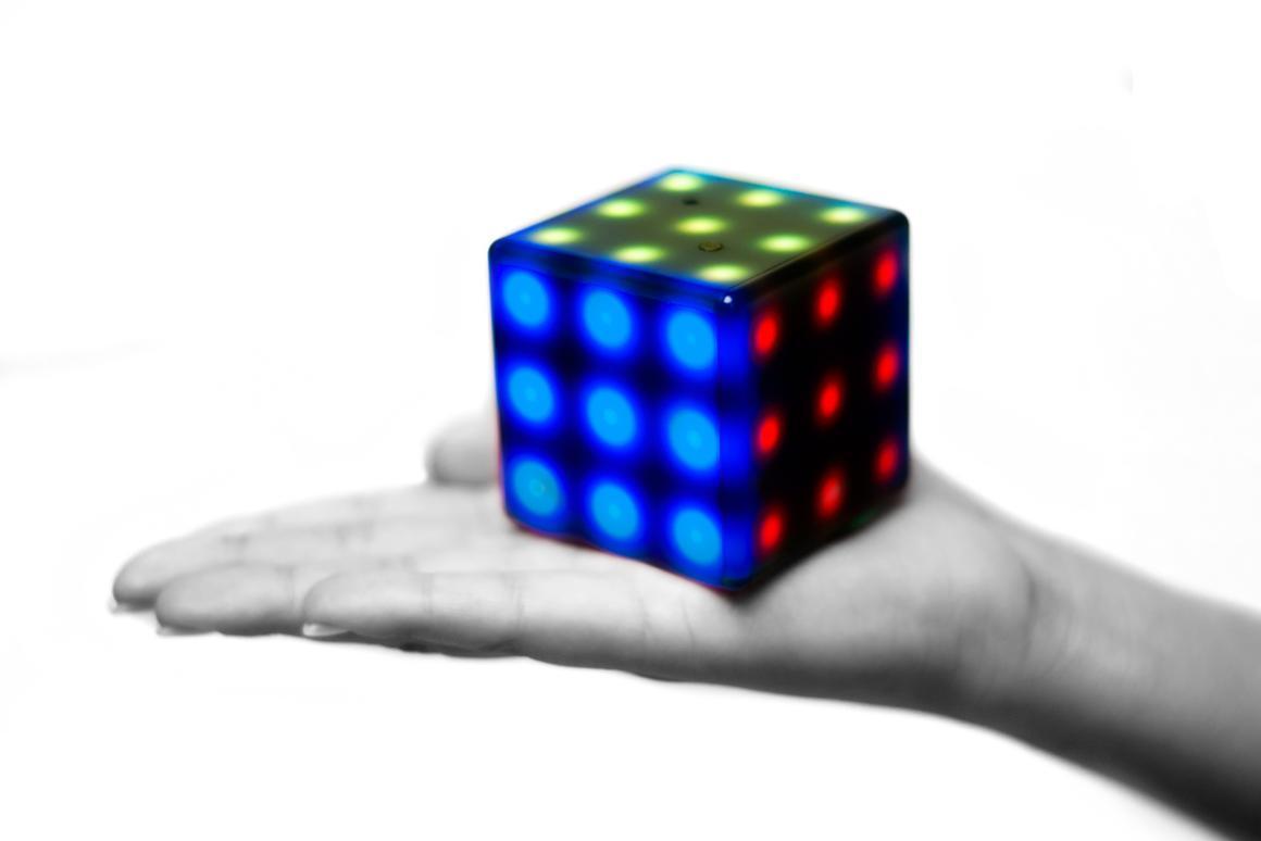 The Futuro Cube from Princip