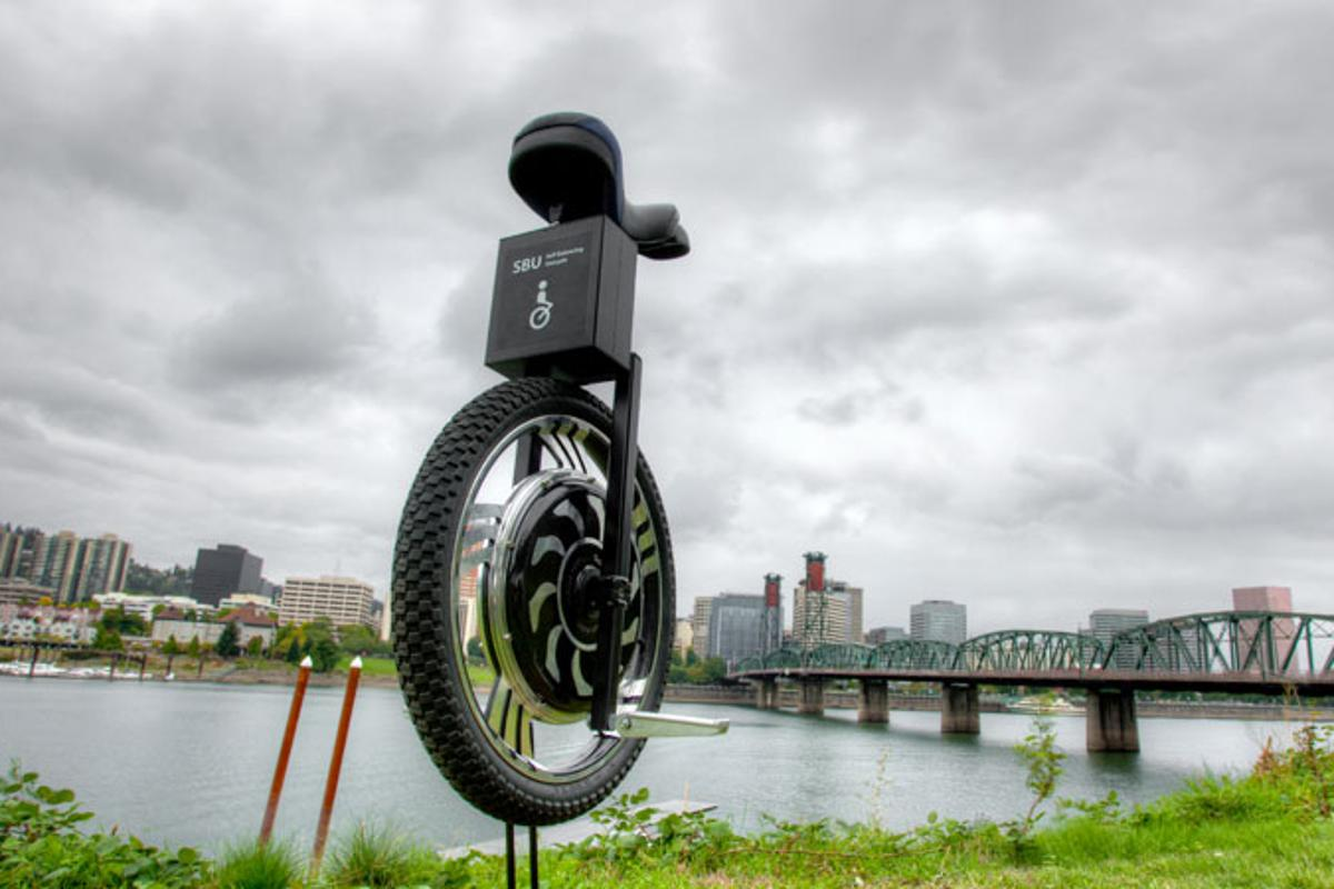Focus Designs Self Balancing Unicycle