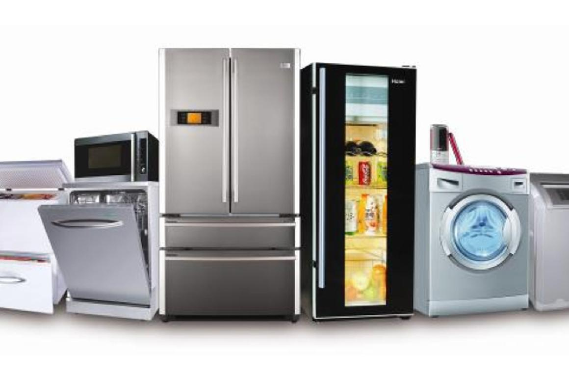 WattsUp technology that allows chargong of mobile devices at a distance will soon be appearing in Haier household appliances