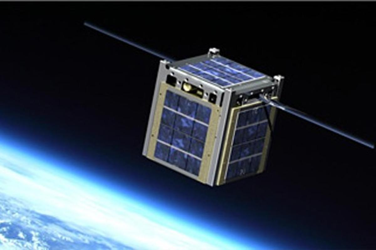 The NASA missions will use CubeSats similar to Montana State University's Explorer-1 [Prime] CubeSat (Image: Montana State University, Space Science and Engineering Laboratory)