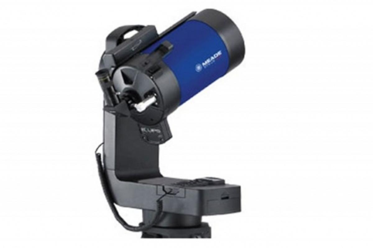 "Meade EXT-LS ""all-in-one"" telescope"