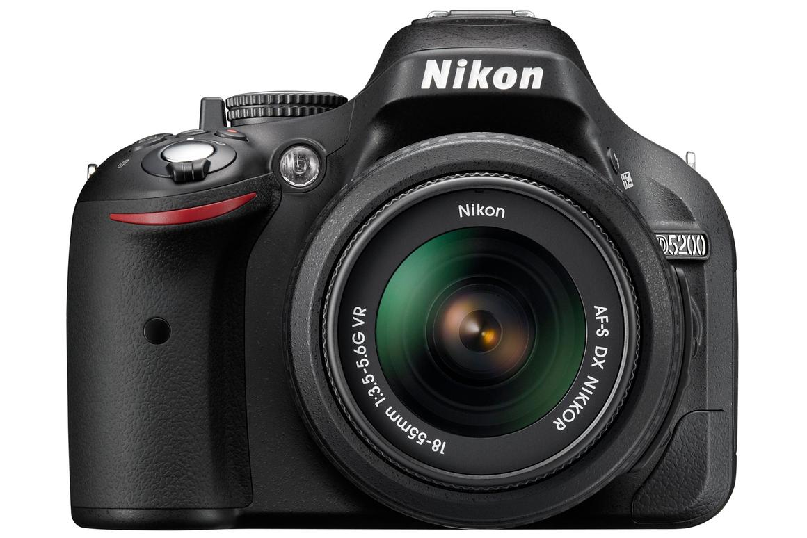 The Nikon D5200 has received several substantial upgrades including the sensor and auto-focus system