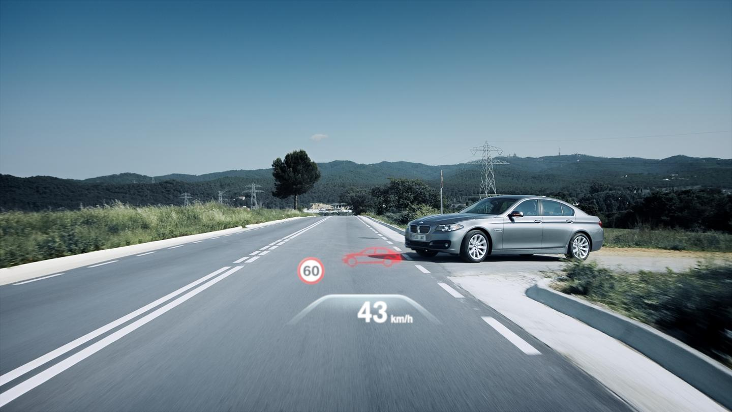 The new BMW5 Series is loaded with self-driving smarts