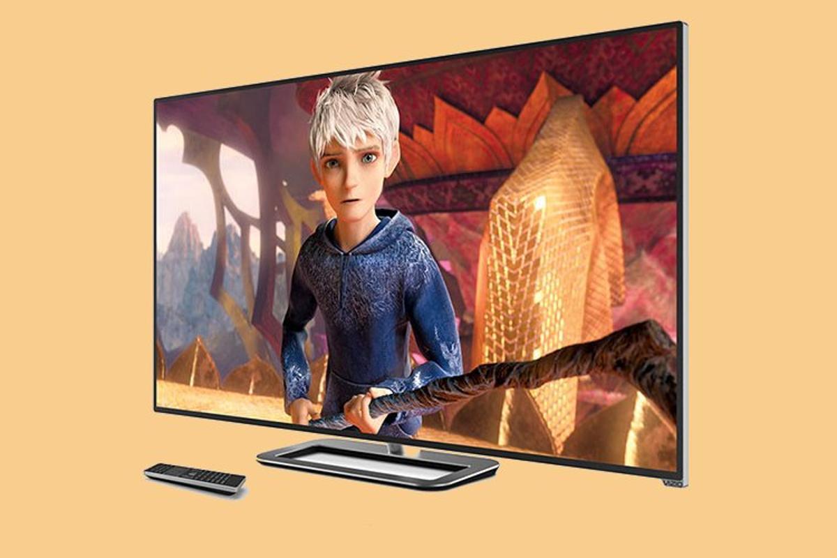 The Vizio 50-inch 4K television provides a high-quality photo-like image (Photo: Vizio)