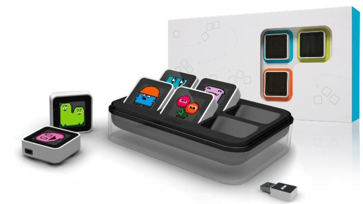 The Sifteo Cubes Intelligent Play system has now been confirmed for September release in the U.S. and Canada