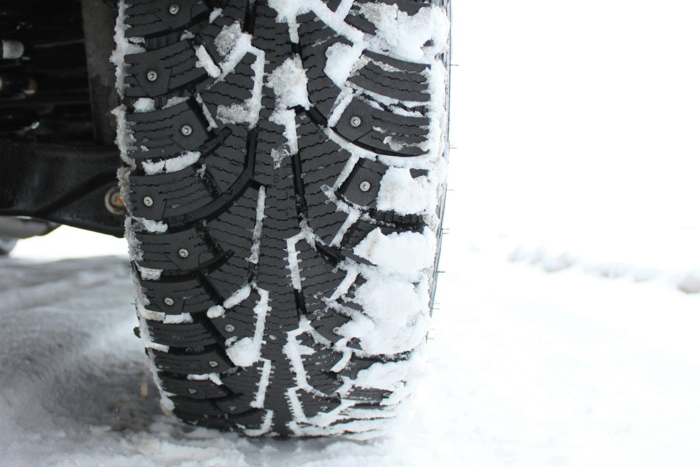 Some 60 percent of Swedish drivers fit studded tires for winter, but research suggests they actually cost more lives than they save