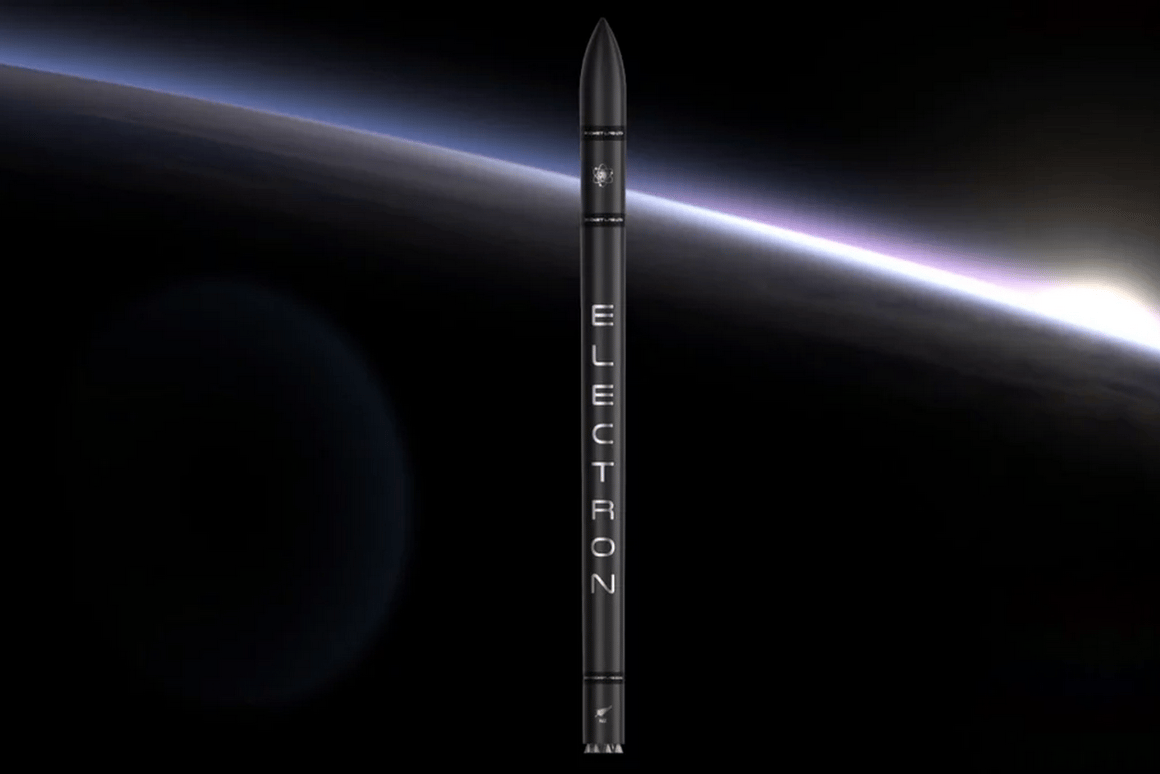 The Electron launch system uses a battery-powered turbopump in its Rutherford engine