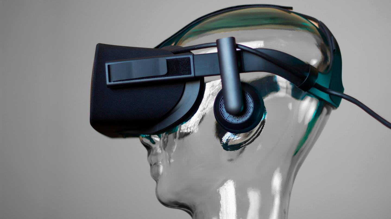 Profile of the Oculus Rift