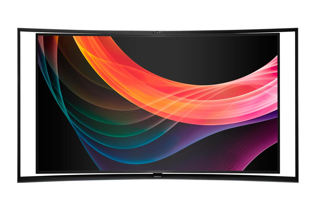 Samsung's Curved OLED TV has entered the US market at a significantly lower price point than LG's similarly-sized model