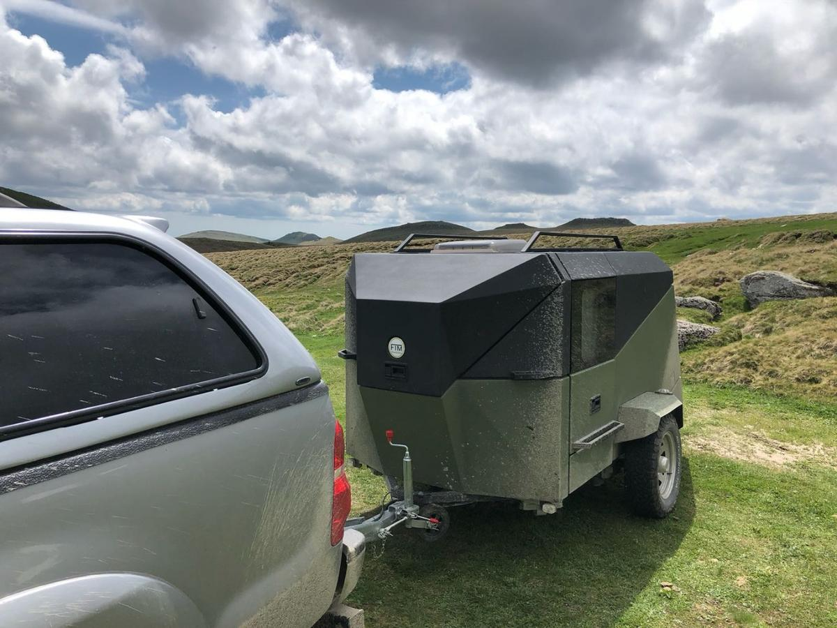 Ready to camp with the FIMMigrator