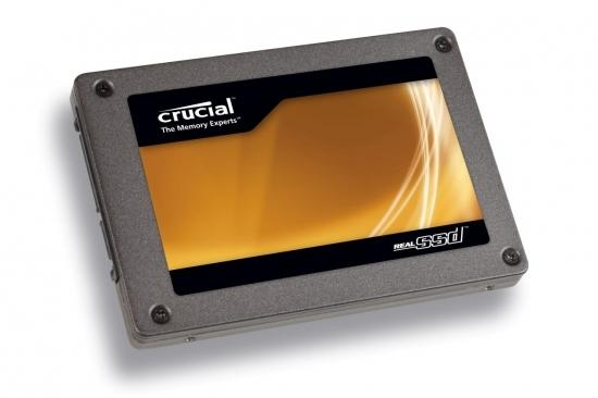 Crucial has just started shipping out a half-size 128GB capacity model of their well reknowned RealSSD C300