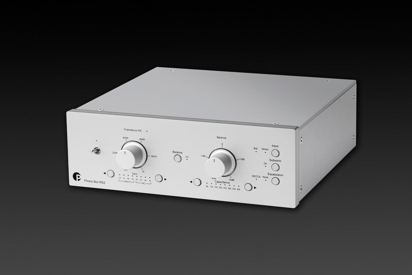 The feature set includes a fully balanced design, wide gain control, switchable equalization and variable input impedance loading