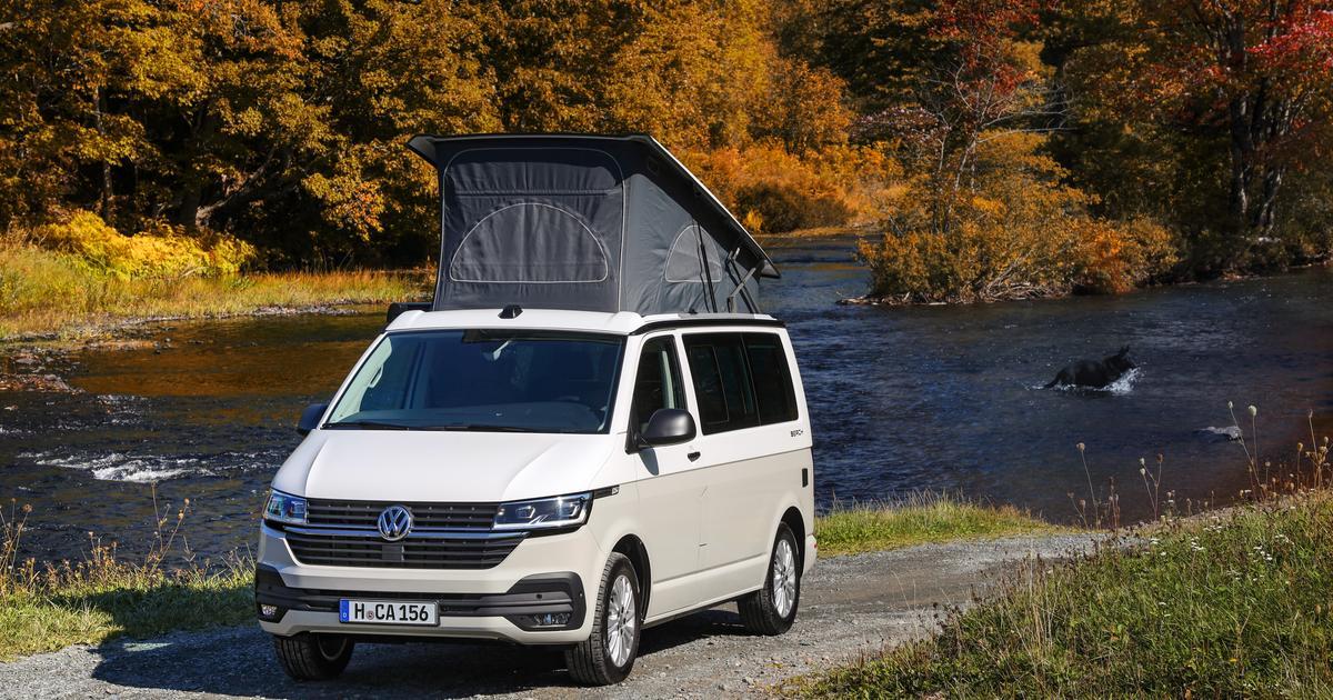 Volkswagen launches clever California Beach 6.1 camper van in the UK