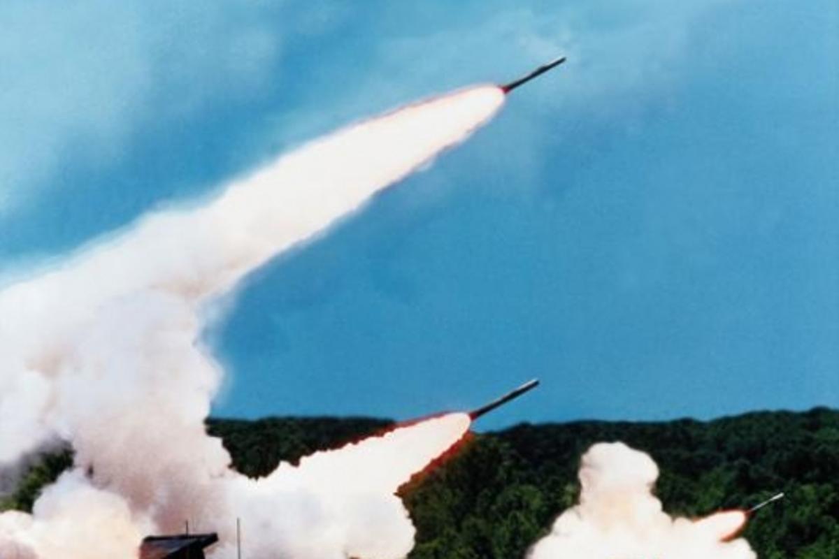 MLRS RocketsPhoto: Lockheed Martin