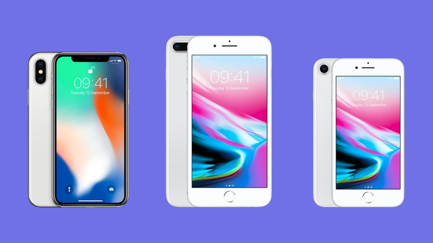 Apple has three new iPhones for 2017– so how can you tell them apart?
