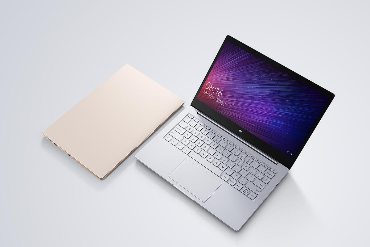 The Mi Notebook Air comes in 12.5 and 13.3 inch screen sizes