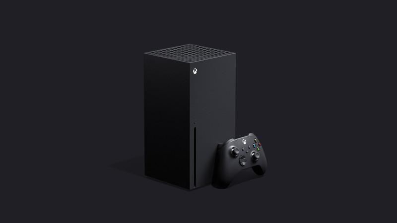Microsoft has given us the first glimpse of the Xbox Series X
