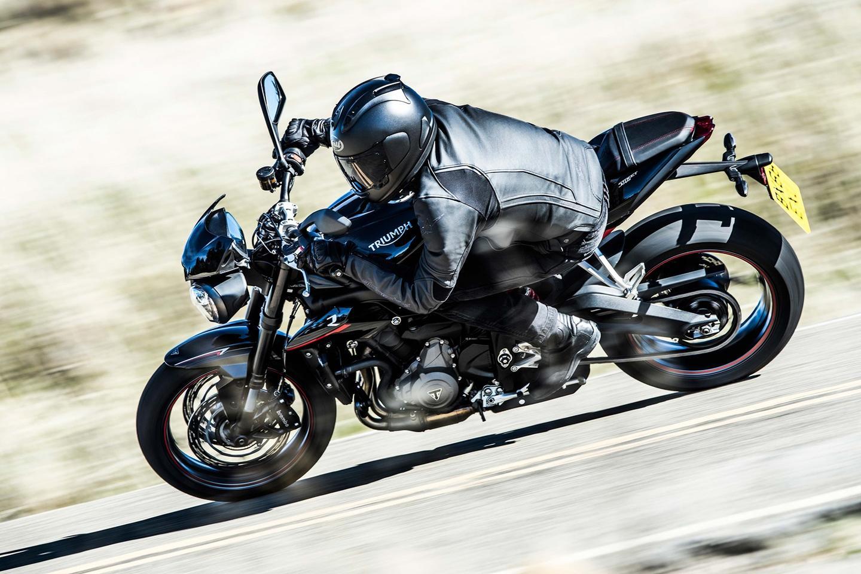 Moto Triumph Street Triple 765 RS - 2017 - R$ 38490.0