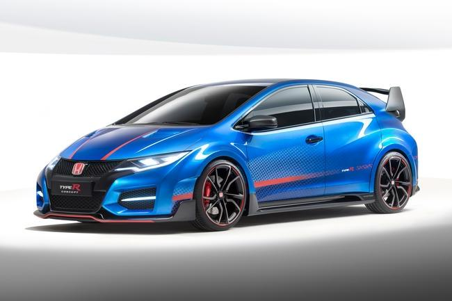 Honda has released more details about the upcoming 2015 Civic Type R