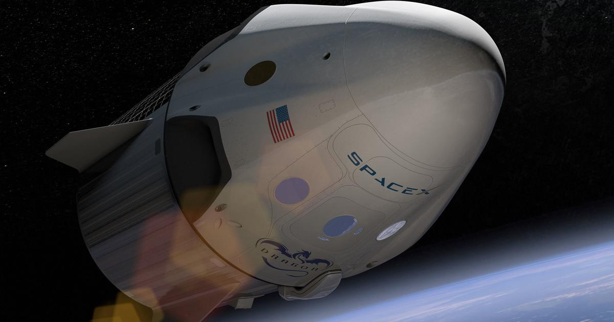 Space Adventures to carry tourists into orbit on SpaceX Crew Dragon