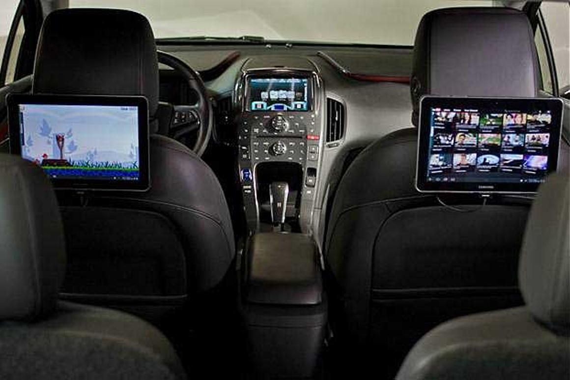 In the future, OnStar will offer third-party apps and 4G-equipped vehicle systems