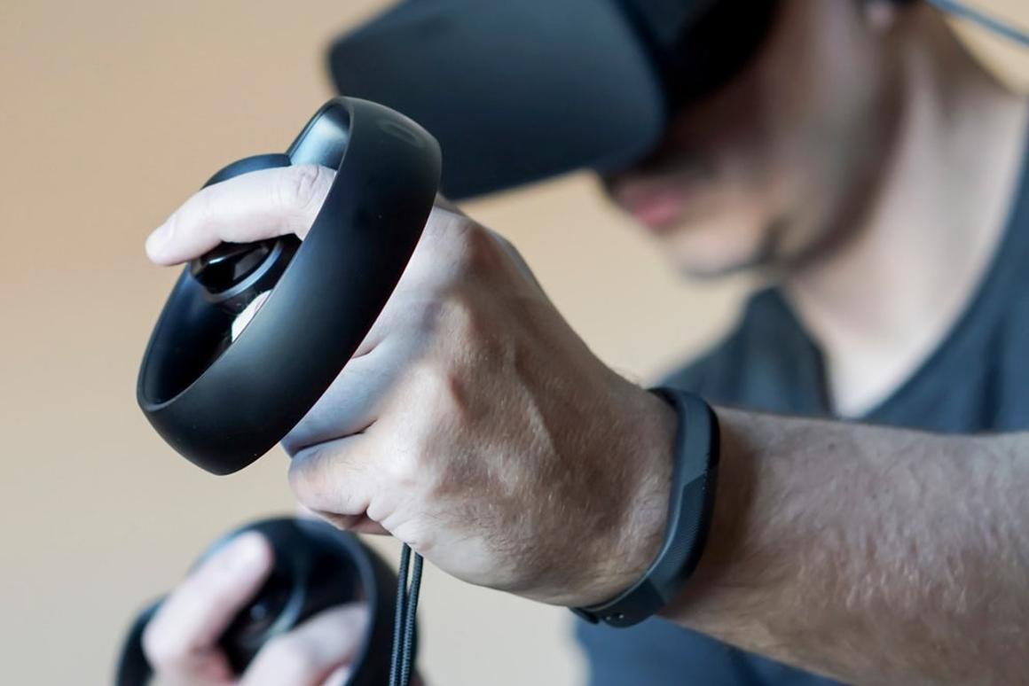 Oculus' Touch controllersallow players to use their hands inside virtual worlds