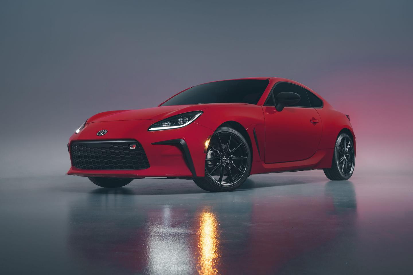 The 2022 Toyota GR 86 debuts with several upgrades to improve performance without