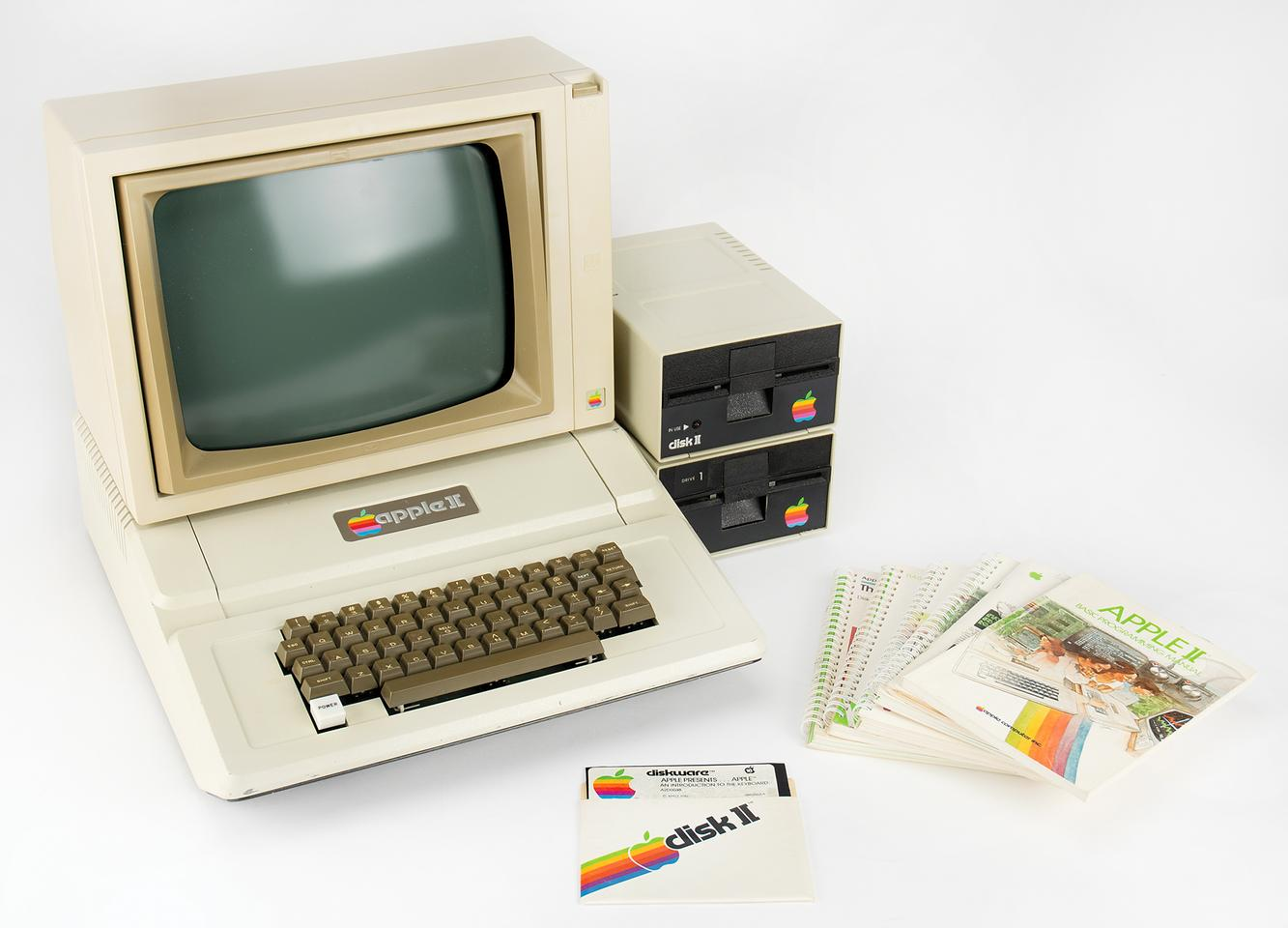 Computer memorabilia from the Michael Brewer Collection