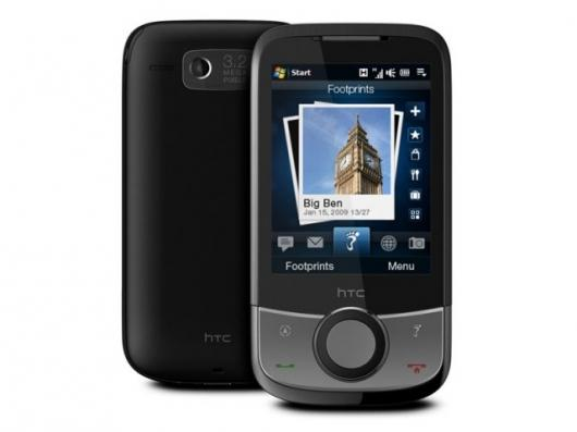 HTC's updated Touch Cruise smartphone