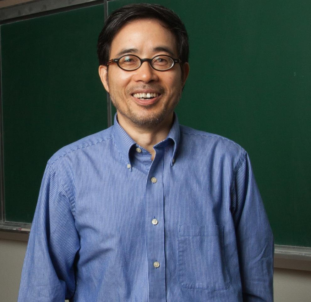 Eugene Chen, lead researcher on the infinitely-recyclable polymer project