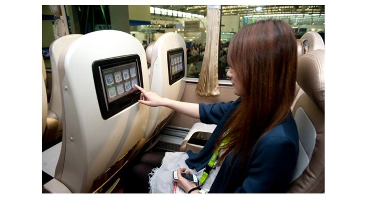 The Media On Demand Infotainment System from FUNTORO Inc