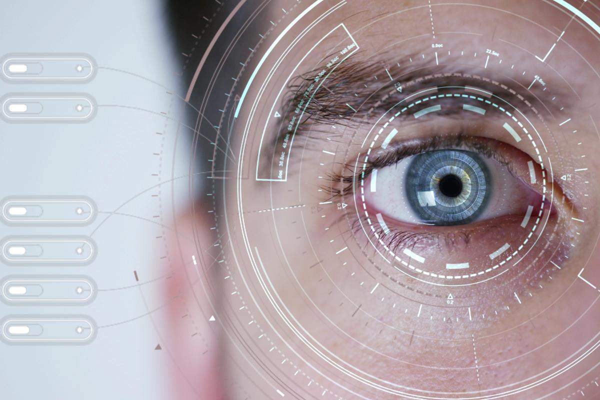 The windows of your soul can reveal an extraordinary amount about you, especially when a machine learning algorithm is watching