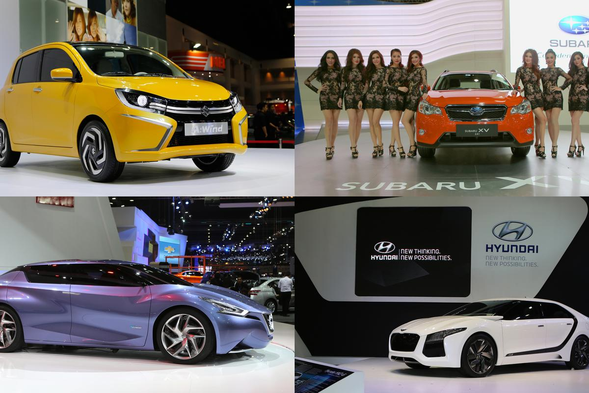 Highlights from the floor of the 30th Thailand International Motor Expo