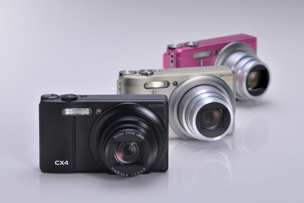 Ricoh has unveiled the successor to its popular CX3 compact superzoom - the appropriately named CX4 - with a new body design, tracking auto-focus and improved image stabilization