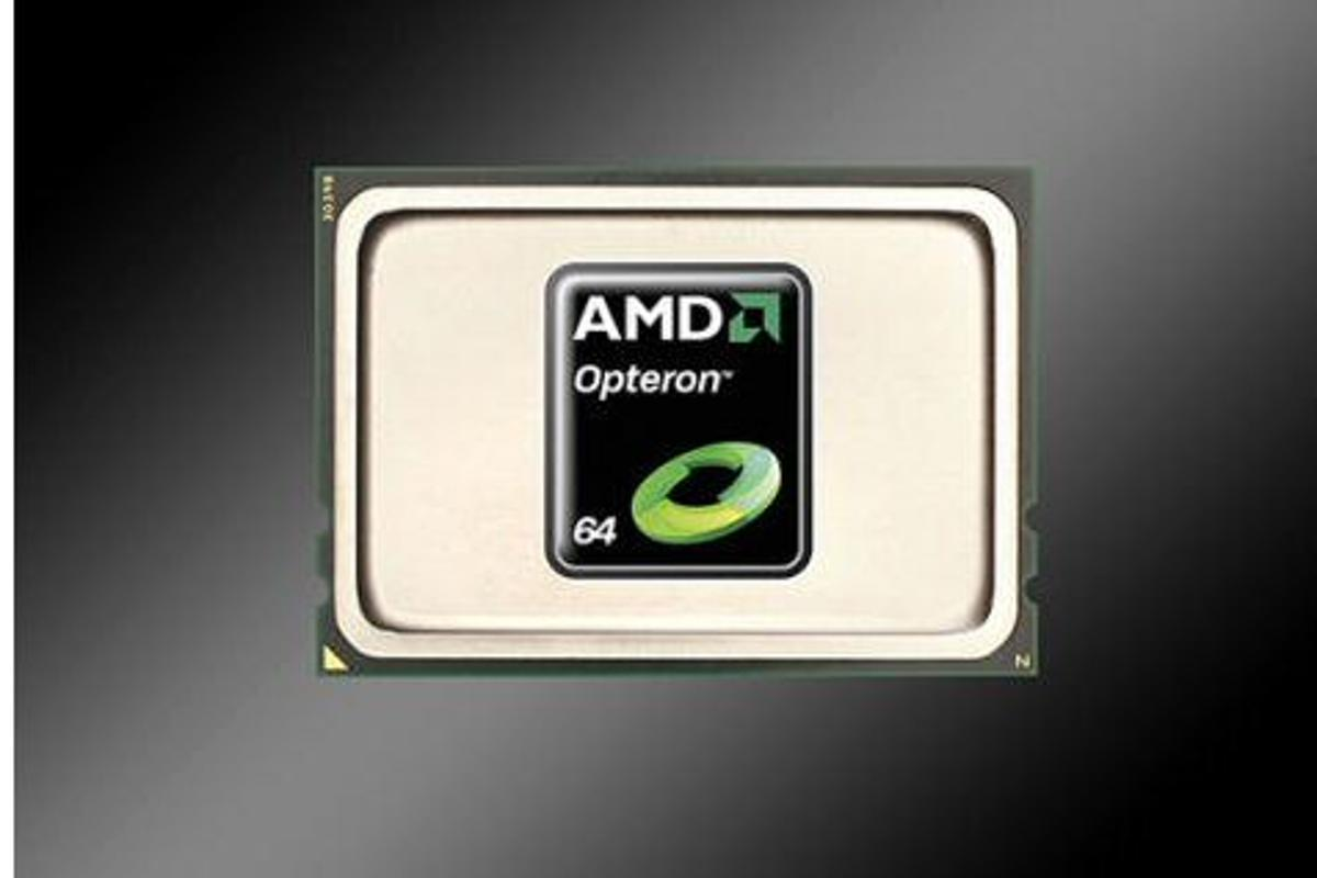 AMD's Opteron 6000 series eight and 12-core server solution