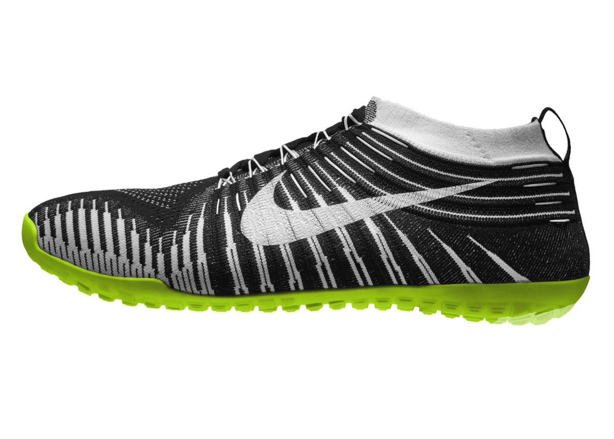 Nike's Free Hyperfeel shoes were developed using pressure-mapping technology