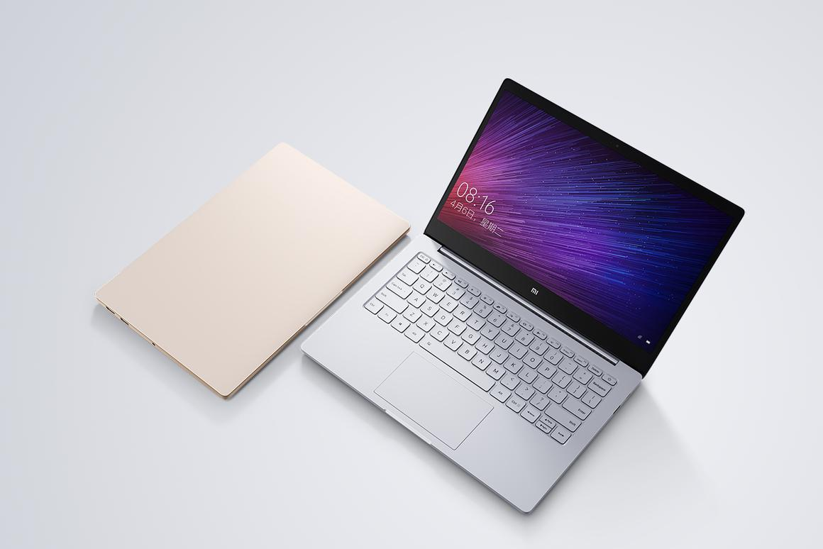 The MiNotebook Air comes in 12.5 and 13.3 inch screen sizes
