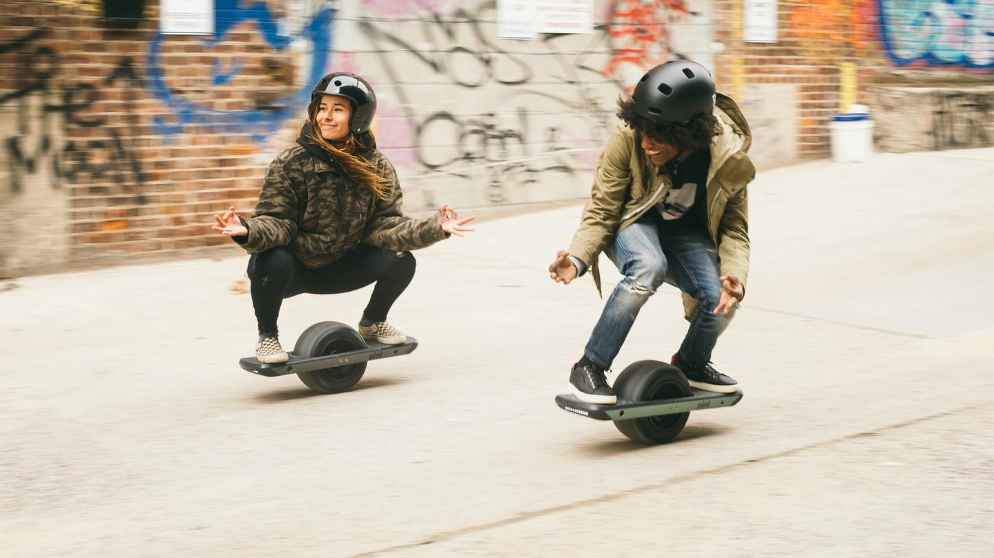 We've seen a few iterations of Future Motion's Onewheel since it rolled into the urban mobility scene five years ago, but the new model introduced today is the lightest and most affordable yet