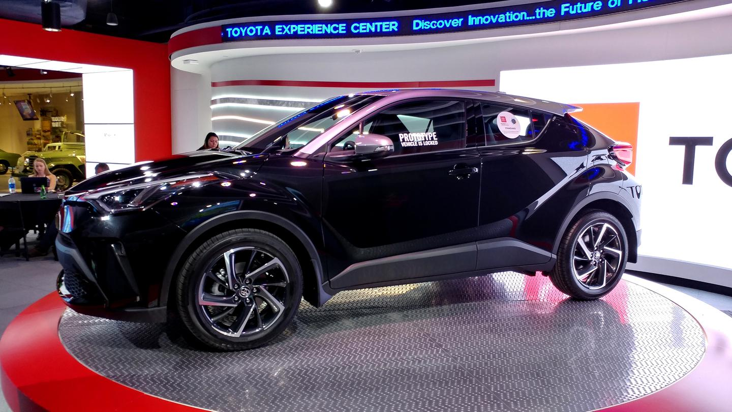 2020 Toyota C Hr Compact Picture