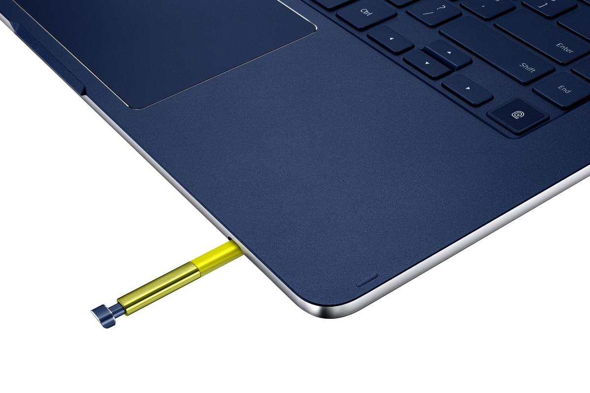 The S Pen that slots inside the 2019 Notebook 9 Pen 2-in-1 convertibles is reported to be Samsung's most advanced yet