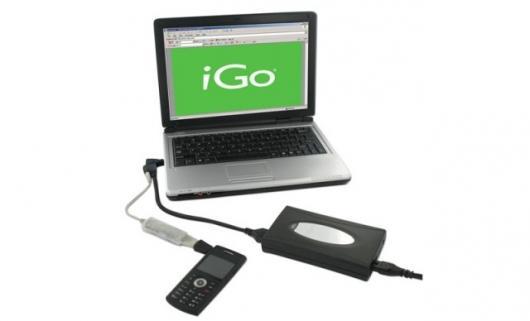 The iGo everywhereMAX charger
