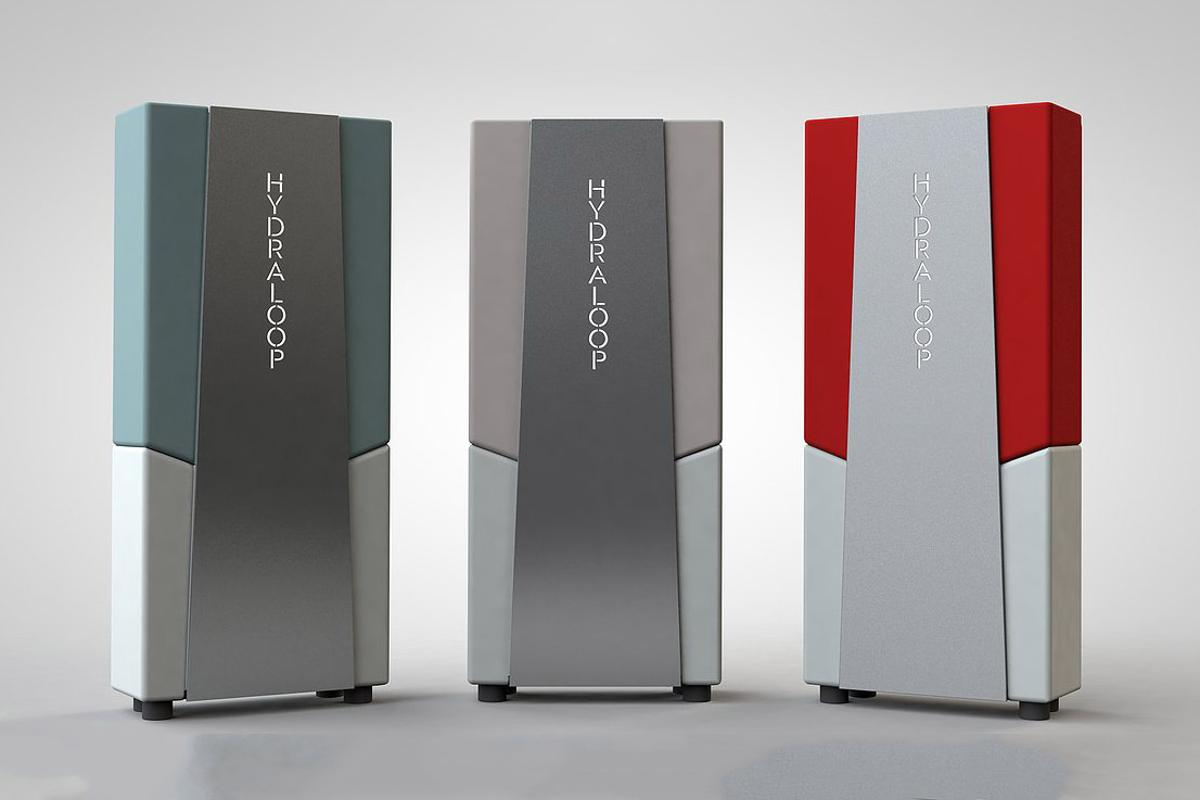 Hydraloop's US$4,000 domestic water recycling units can save 45 percent on your water bill, and they look nice too