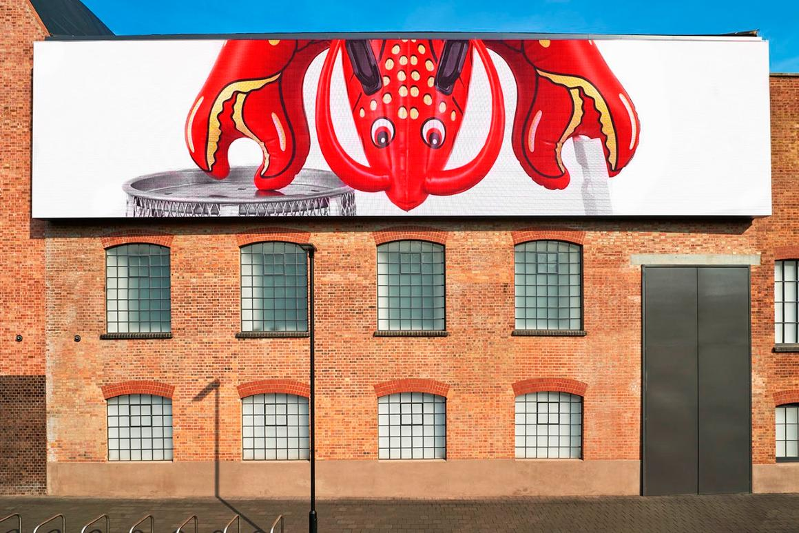RIBA Stirling Prize winnerCaruso St John remodeledalmost a wholestreet of former industrial buildings for the Newport Street Gallery